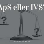 ApS eller IVS