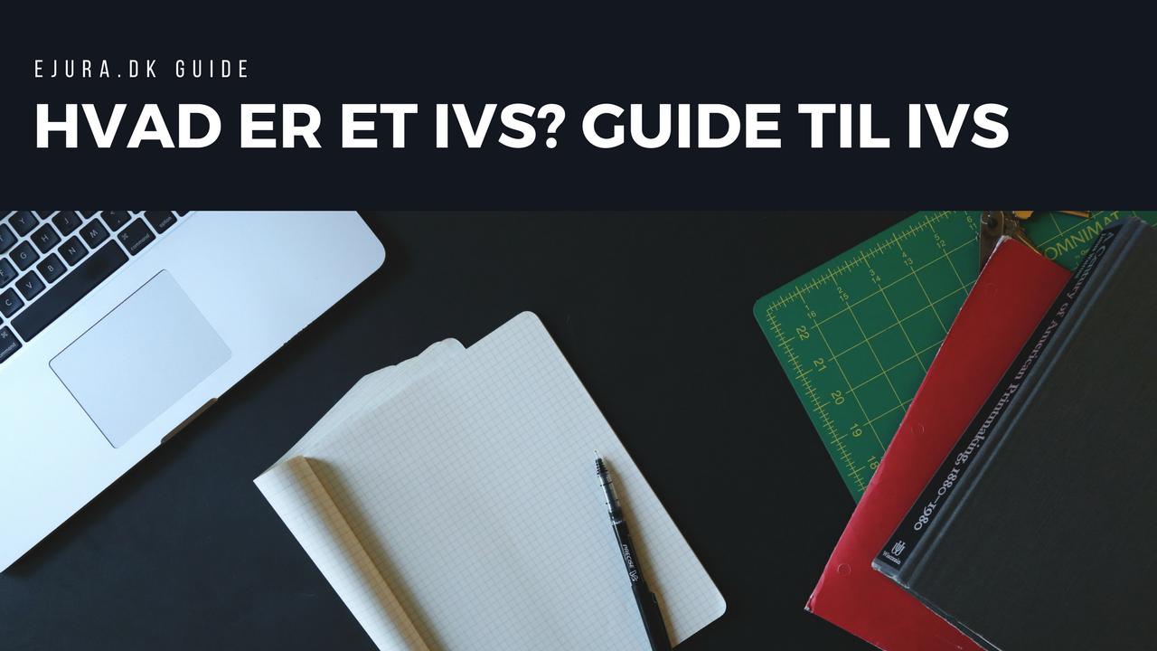 Hvad er et IVS? Læs guide til IVS her