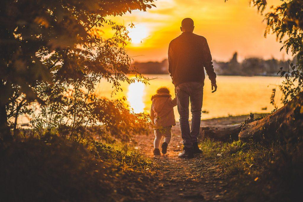 Fuld forældremyndighed far