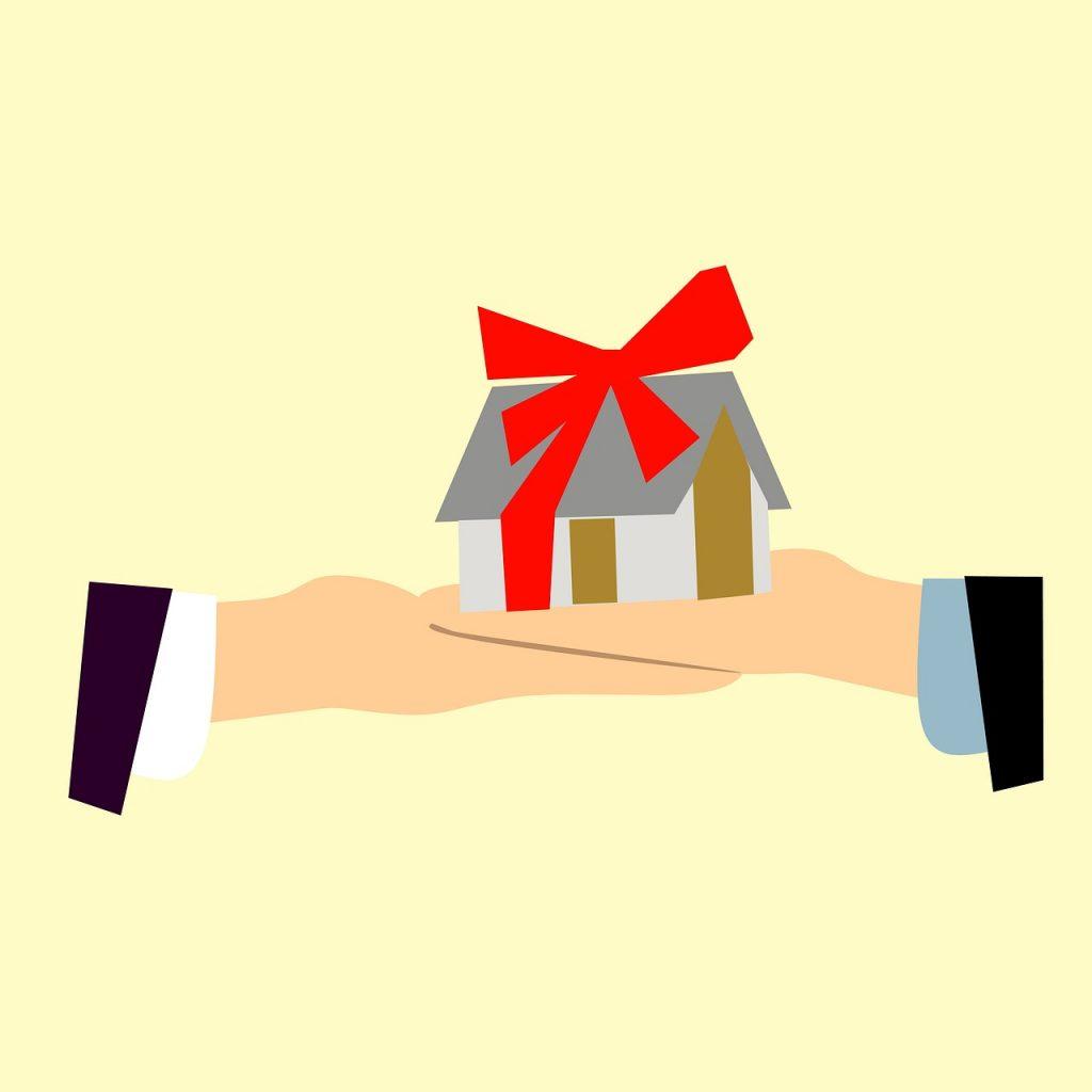 Bodeling skilsmisse fast ejendom overtage bolig