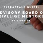 Ejeraftale og advisory board