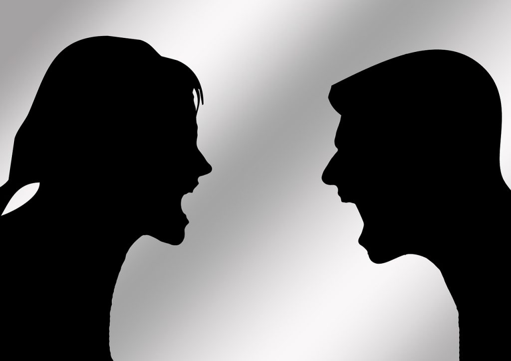 Skilsmisse hvordan gør man ved uenighed