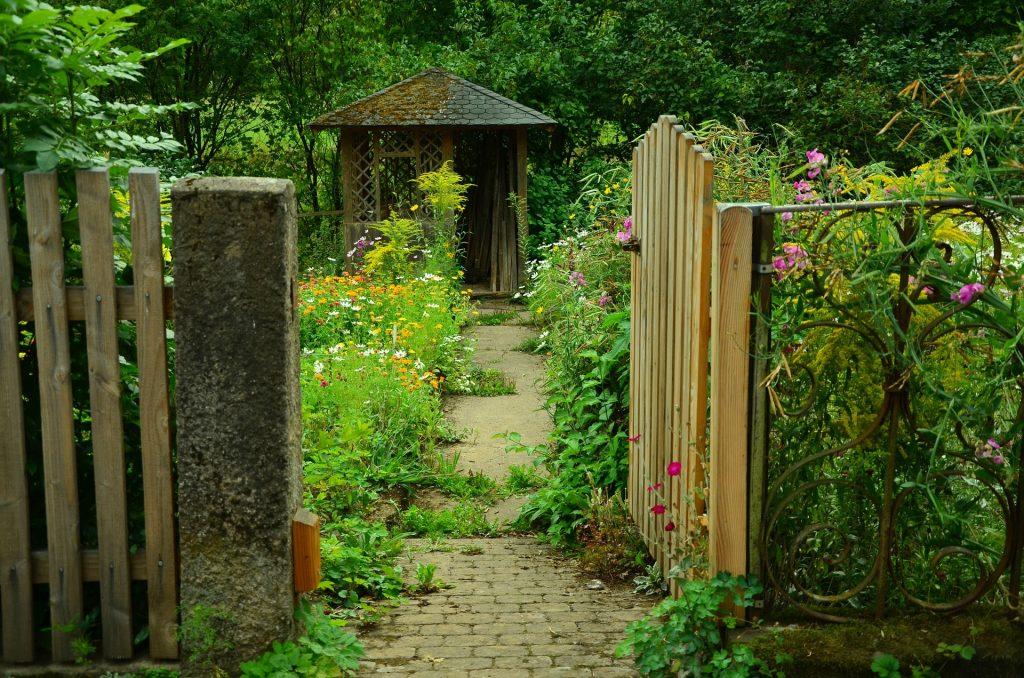 Udlejers adgang til have