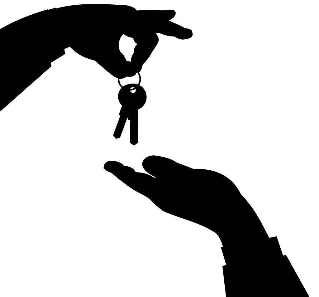 Overtagelse af hus ved skilsmisse