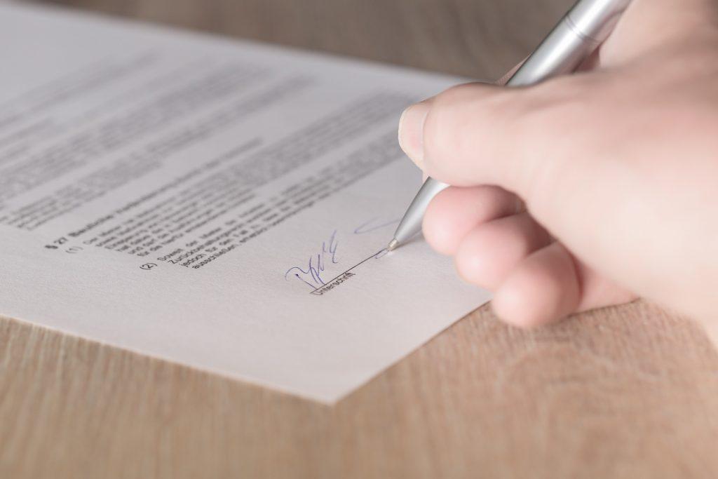 Bodelingsoverenskomst ved skilsmisse