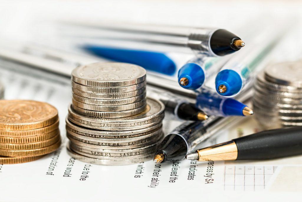 Vedligeholdelseskonto udbetaling