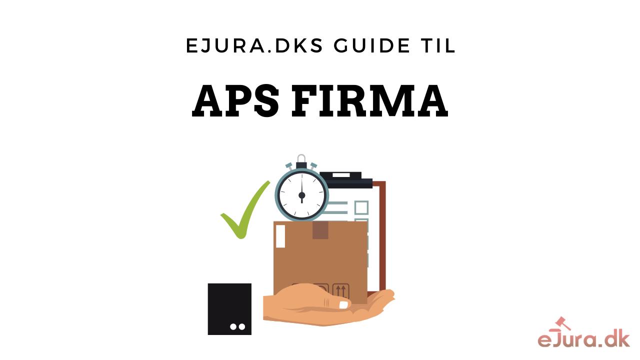 ApS firma eJura.dk