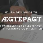 Ægtepagt eJura.dk