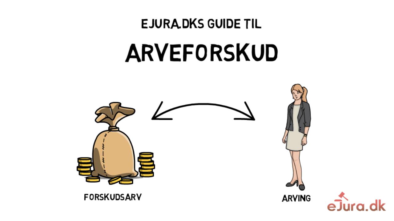 Arveforskud eJura.dk